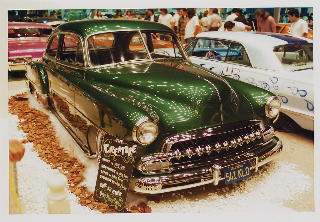 Howard Gribble - photographer and a lowrider and custom car historian from Torrance, California - Page 2 31652510