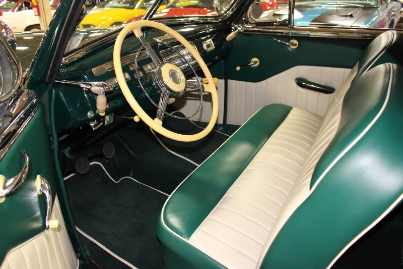 1940 Mercury Convertible - Charles Marr - Carl Morton -  Valley Custom Shop 3212