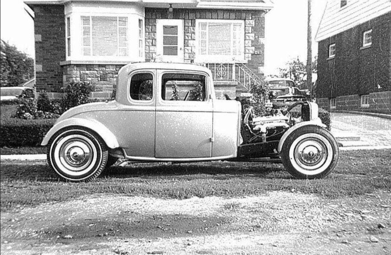 "Hot rod in street - Vintage pics - ""Photos rétros"" -  - Page 6 32775410"