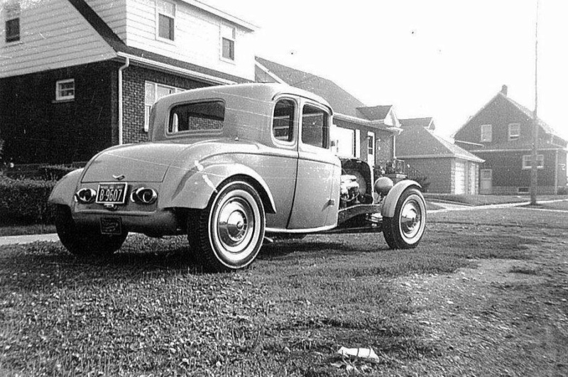"Hot rod in street - Vintage pics - ""Photos rétros"" -  - Page 6 32852810"