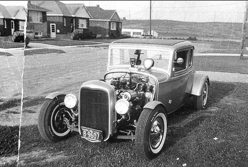 "Hot rod in street - Vintage pics - ""Photos rétros"" -  - Page 6 32932010"