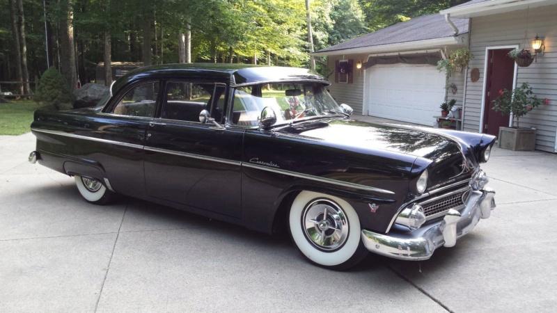 Ford 1955 - 1956 custom & mild custom - Page 7 3311