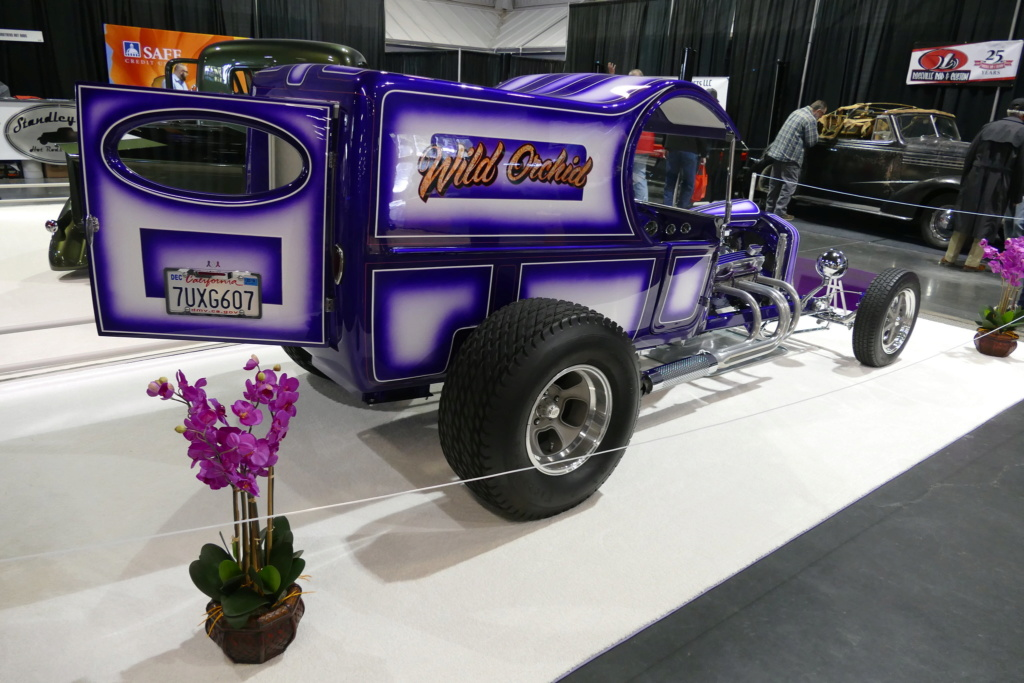 Wild Orchids - 1923 C Cab - Standley Bros Hot Rods 33293410