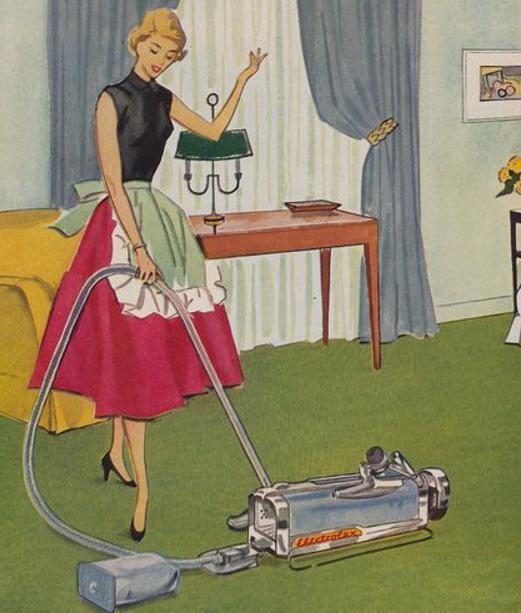 """Mai 1955, Housekeeping Monthly a publié un article intitulé """"Le Guide De La Bonne Épouse"""" 33610"""