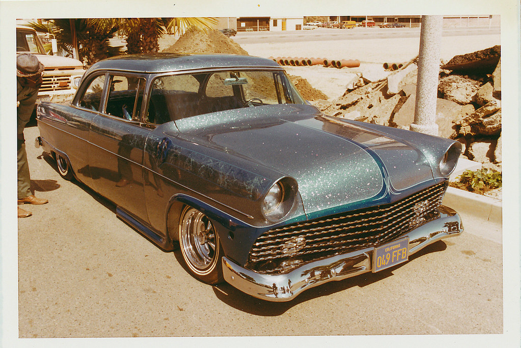 Howard Gribble - photographer and a lowrider and custom car historian from Torrance, California - Page 2 34237610