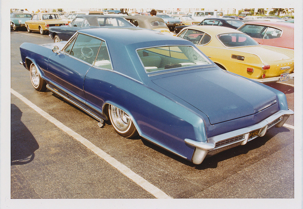 Howard Gribble - photographer and a lowrider and custom car historian from Torrance, California - Page 2 34254210