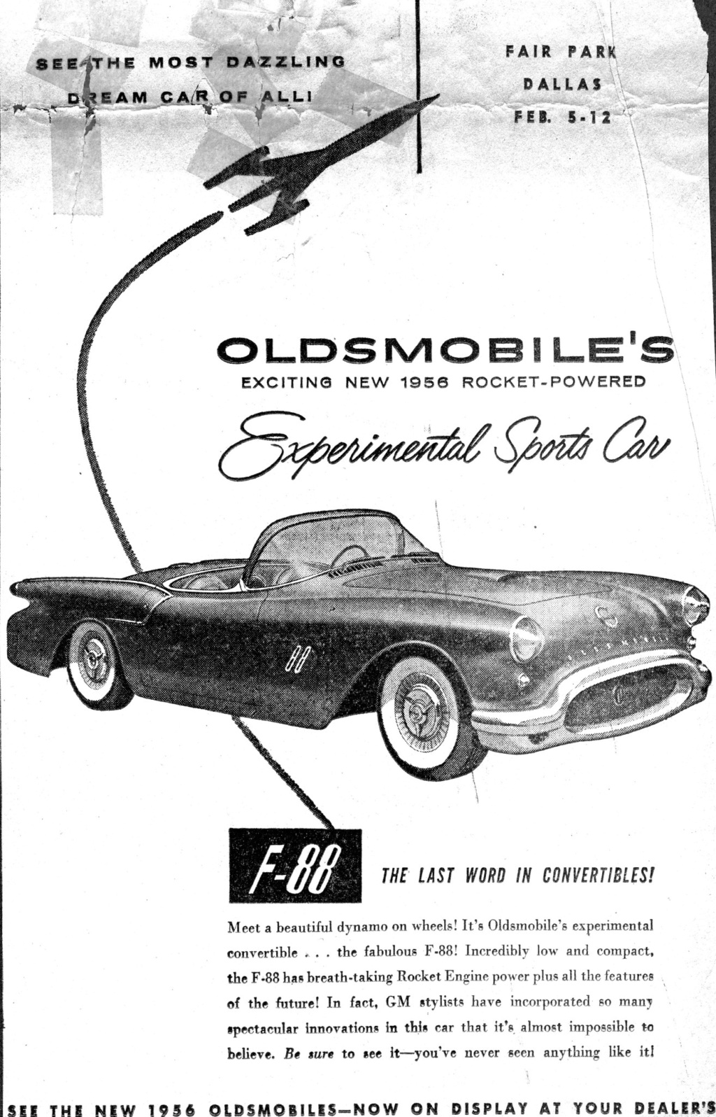 Oldsmobile F-88 1954 34511512