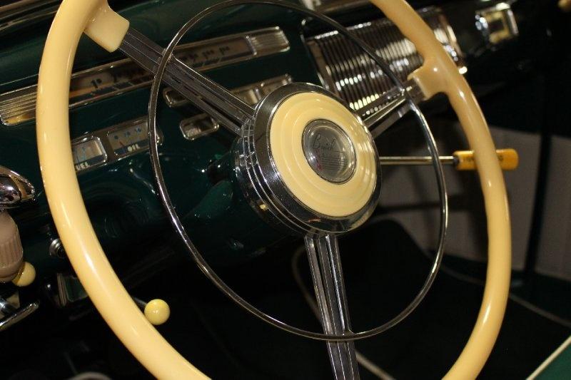 1940 Mercury Convertible - Charles Marr - Carl Morton -  Valley Custom Shop 3512