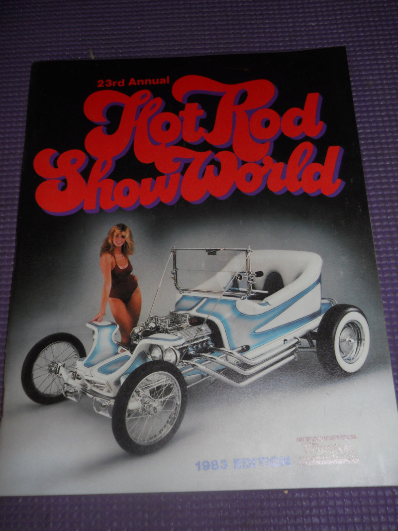 Hot Rod Show World Annual 3513