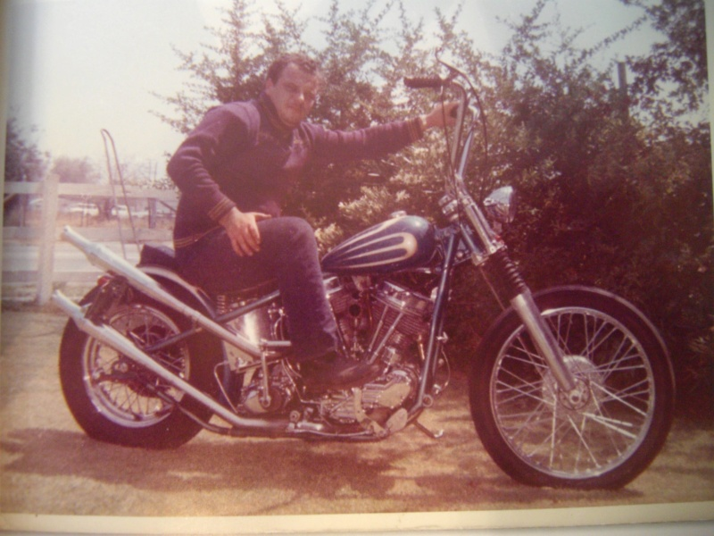"Vintage Pics of bobbers Choppers & bikers from  the book 'Halfway to Berdoo 1961-1965"" 35533210"