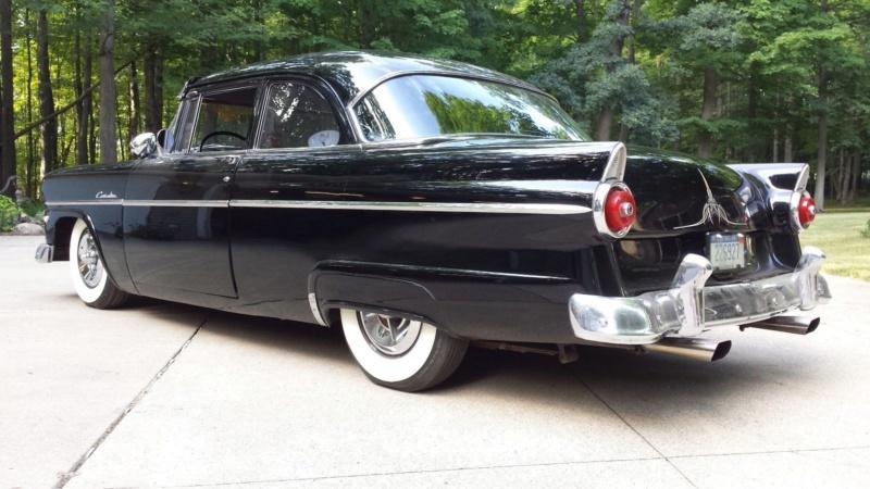 Ford 1955 - 1956 custom & mild custom - Page 7 3611
