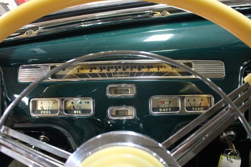 1940 Mercury Convertible - Charles Marr - Carl Morton -  Valley Custom Shop 3613