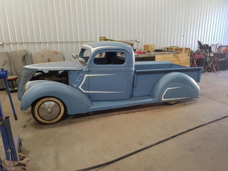 Ford 1935 - 38 custom & mild custom - Page 5 37156810
