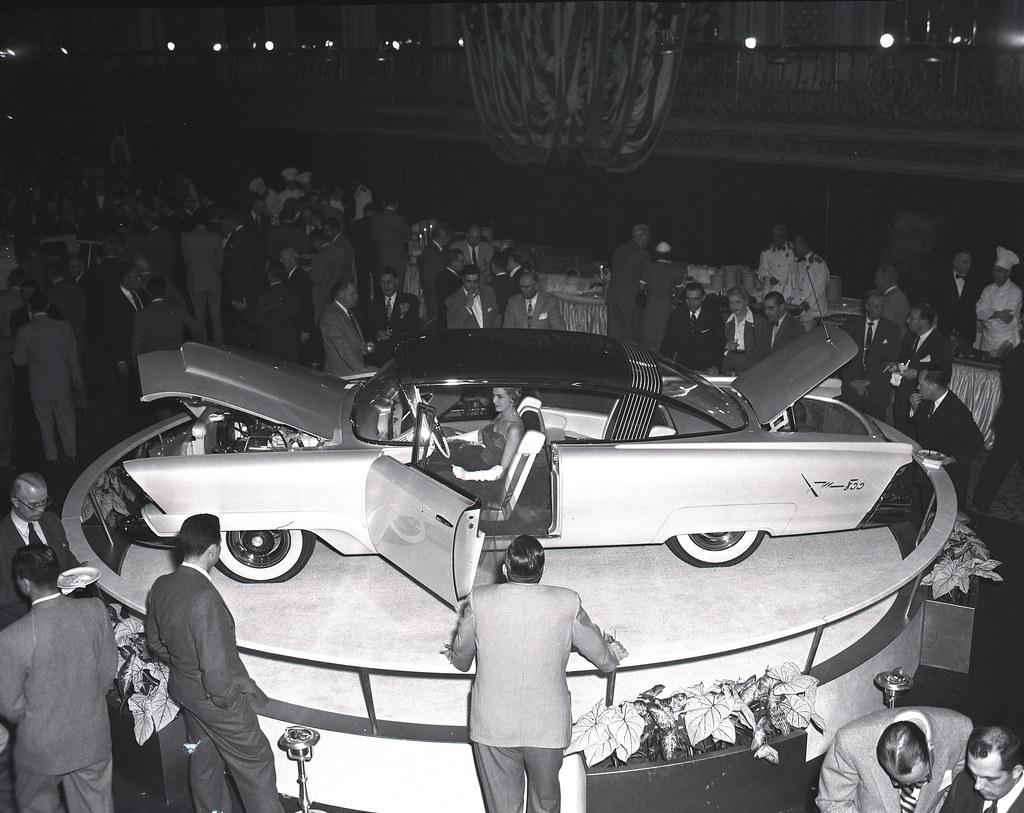 1954 Mercury Monterey XM-800 Concept 38986310