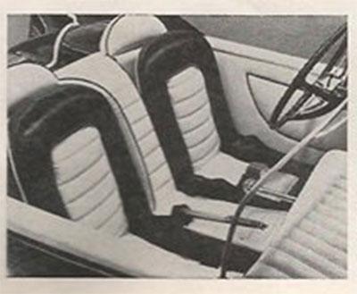 John Burnes, The Manta Ray - 32 Ford radical show rod Bat - Toronto, Ont. Car Craft, Jul 1963 3bat10