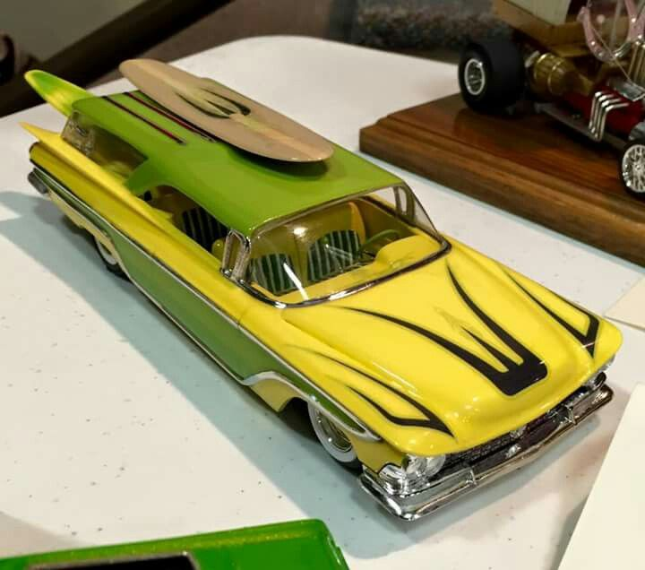 Model Kits Contest - Hot rods and custom cars - Page 2 3fe0e610