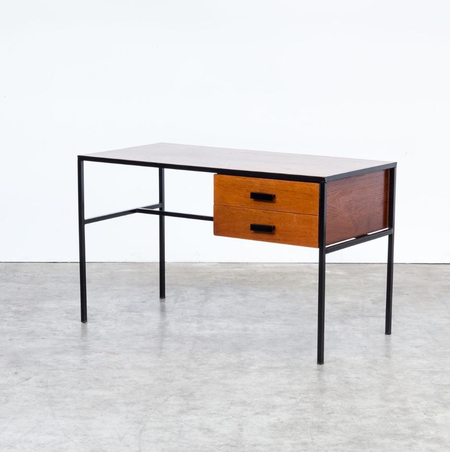 Pierre Guariche - décorateur designer et ensemblier français (Paris, 1926 - Bandol, 1995) 3g10