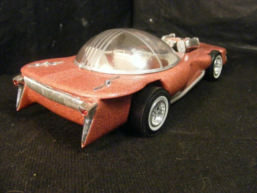 Vintage built automobile model kit survivor - Hot rod et Custom car maquettes montées anciennes - Page 13 3k10