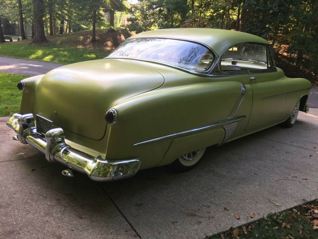 Oldsmobile 1948 - 1954 custom & mild custom - Page 7 3o10