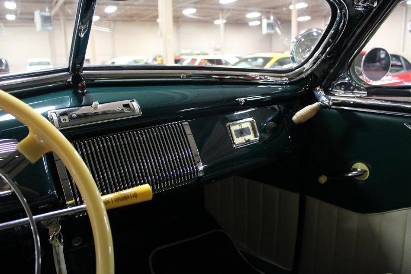 1940 Mercury Convertible - Charles Marr - Carl Morton -  Valley Custom Shop 4011