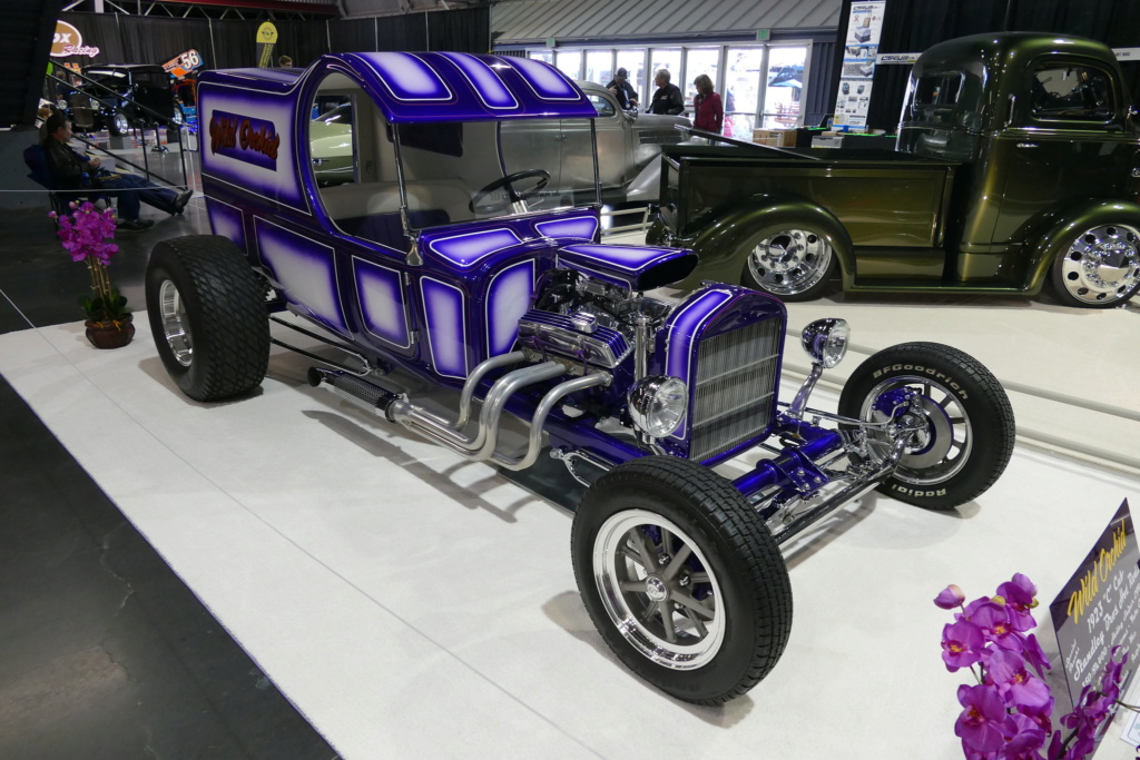 Wild Orchids - 1923 C Cab - Standley Bros Hot Rods 40203710