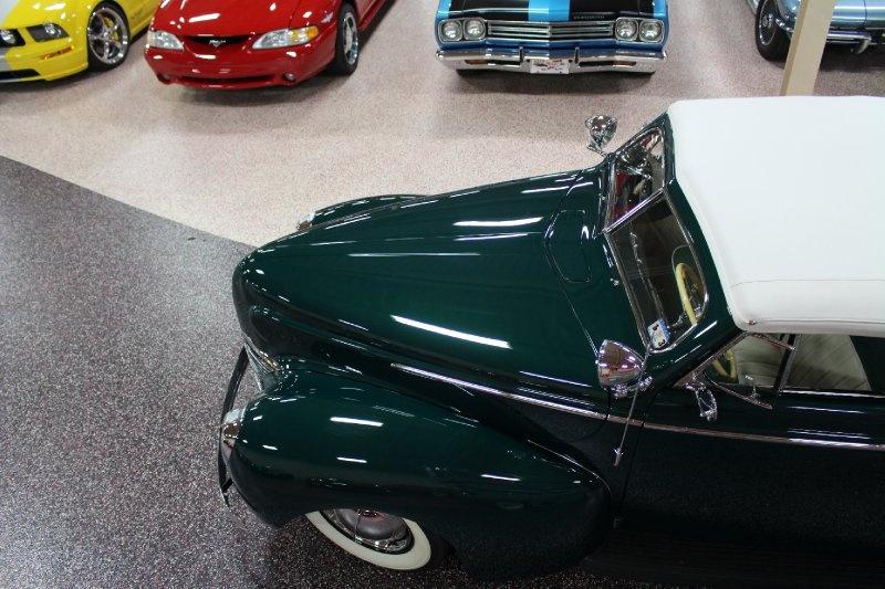 1940 Mercury Convertible - Charles Marr - Carl Morton -  Valley Custom Shop 4112