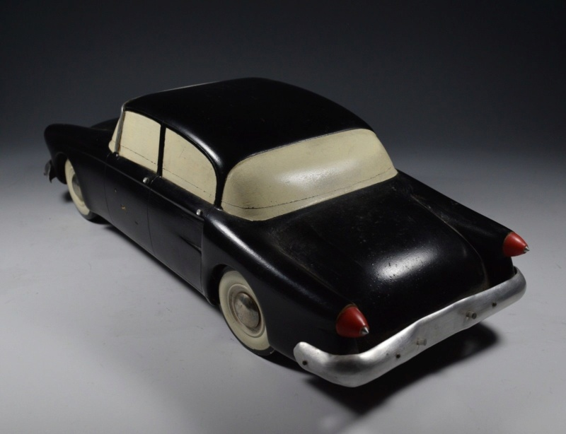 Vintage Auto Design Car Model Fisher Body Competition Streamline Futuristic 1950 412