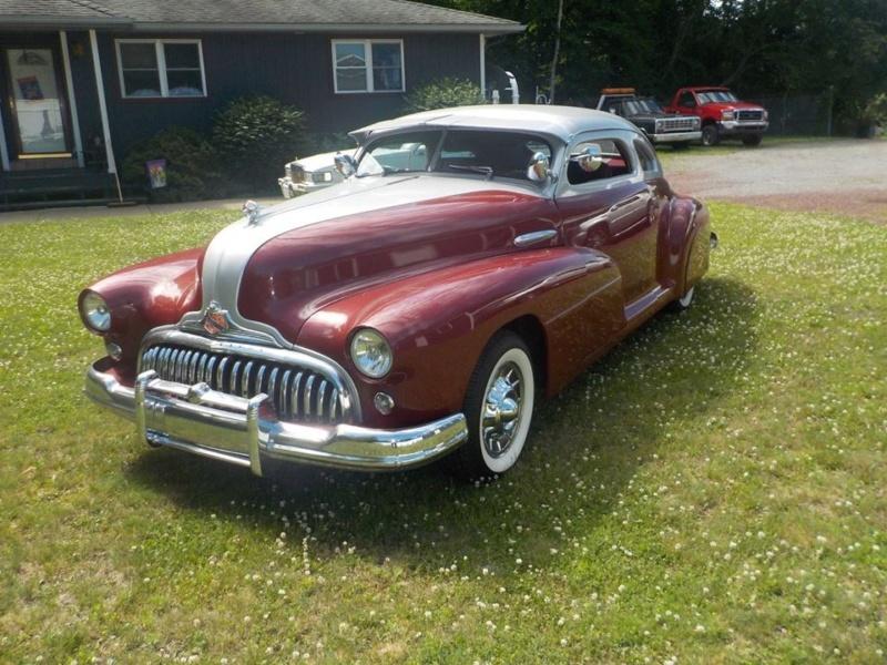 Buick 1943 - 49 custom & mild custom - Page 3 41608610