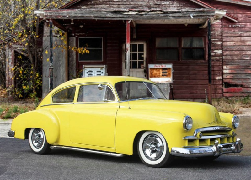Chevy 1949 - 1952 customs & mild customs galerie - Page 25 41637510