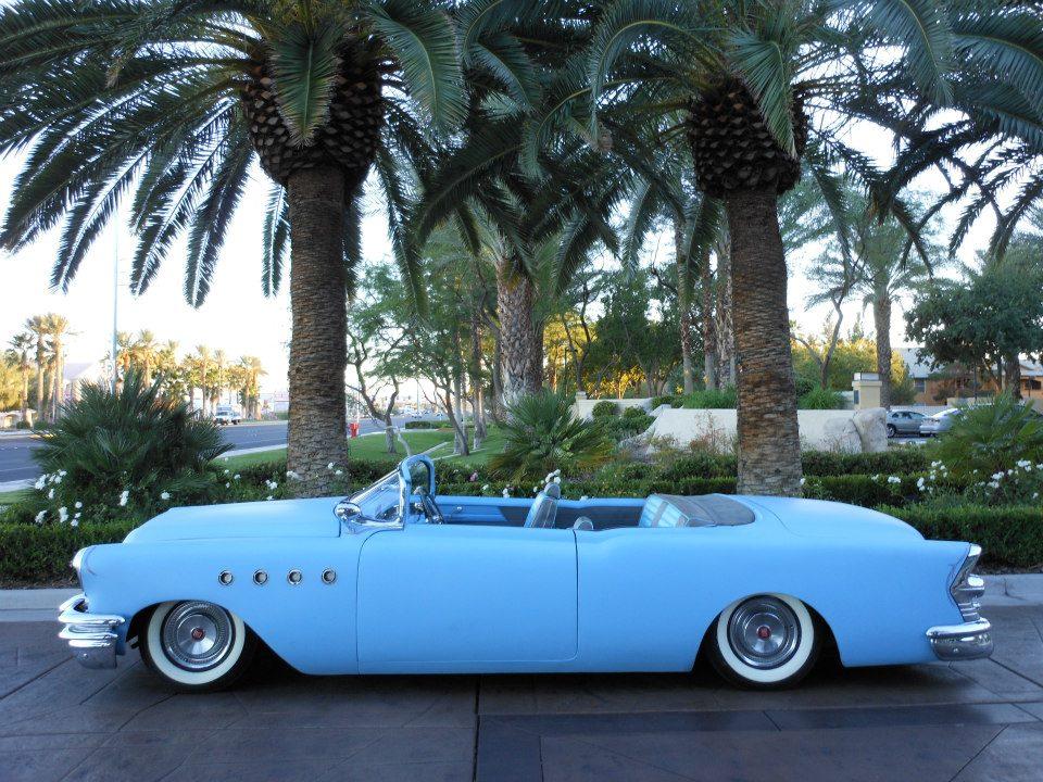 1955 Buick Convertible - Road Bastard - Nicky Bratz 41935310