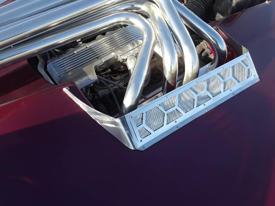 "Splittin image ""Hot Wheels concept show rod "" Gotham Garage 41968610"