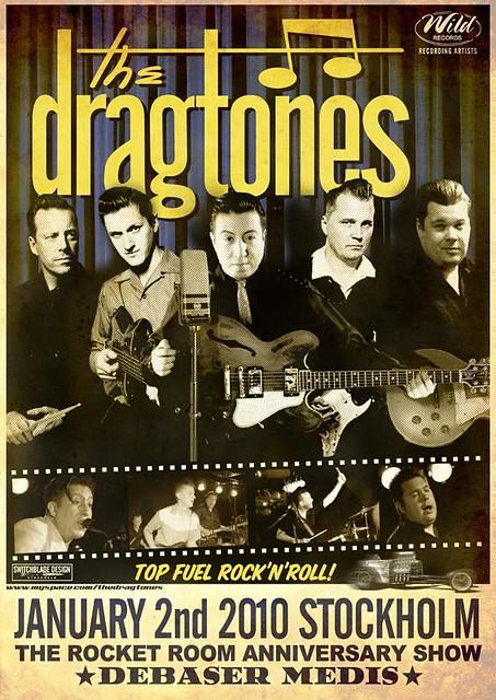 The Dragtones 42342511