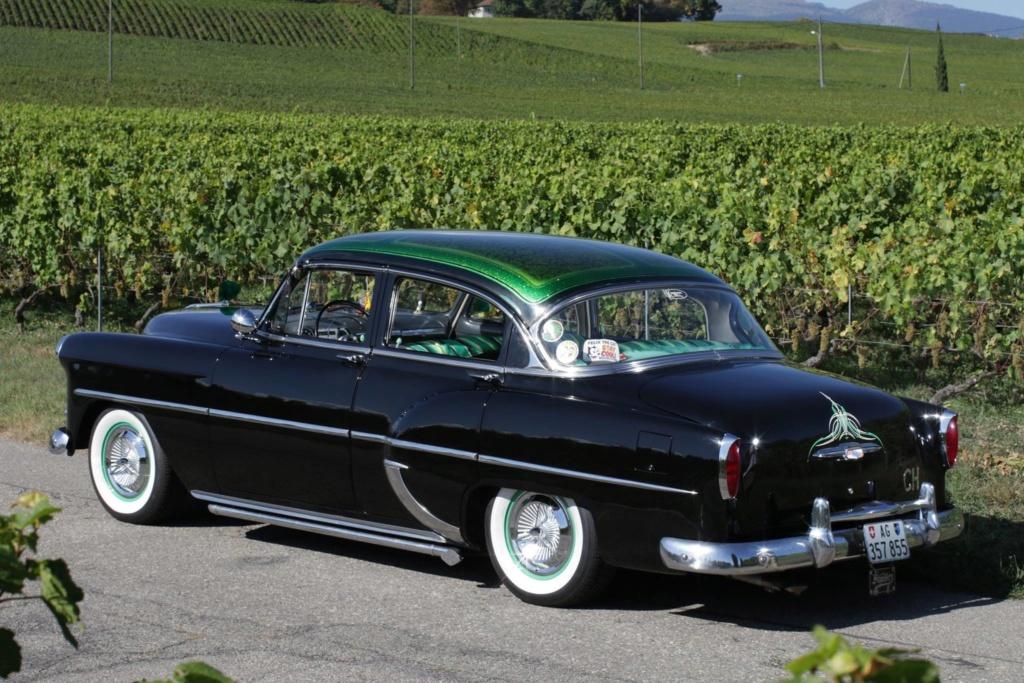 Chevy 1953 - 1954 custom & mild custom galerie - Page 15 42500410