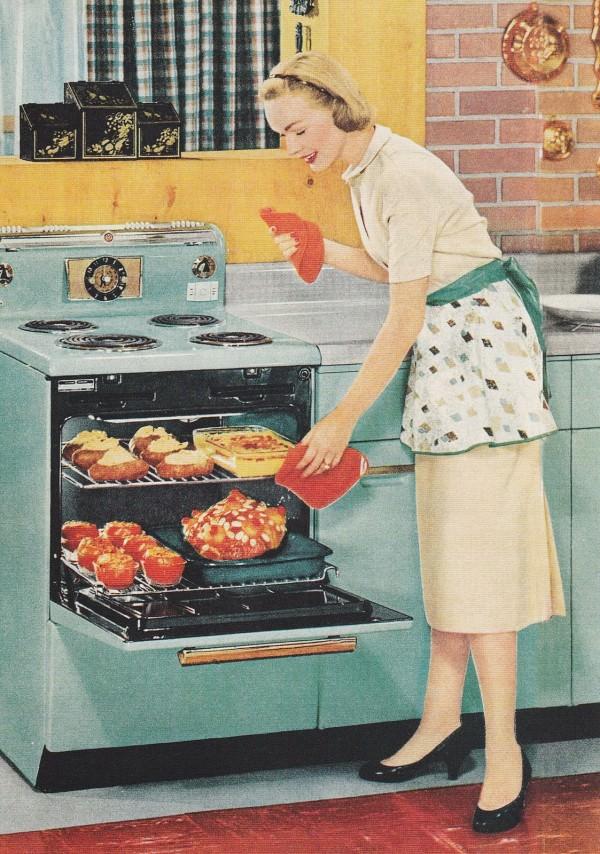 """Mai 1955, Housekeeping Monthly a publié un article intitulé """"Le Guide De La Bonne Épouse"""" 42710"""