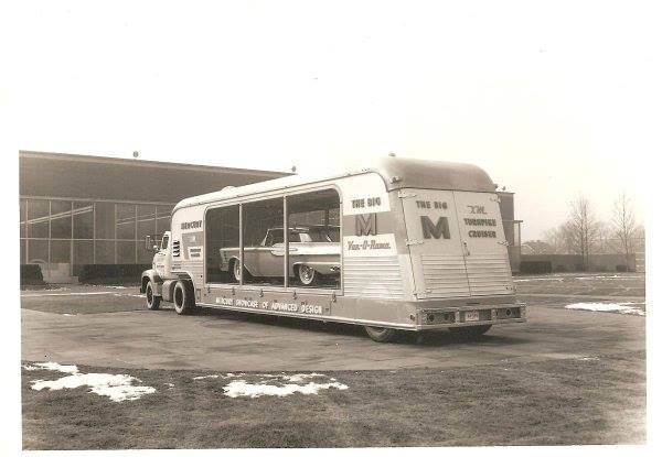 1956 Mercury XM Turnpike Cruiser  42918510