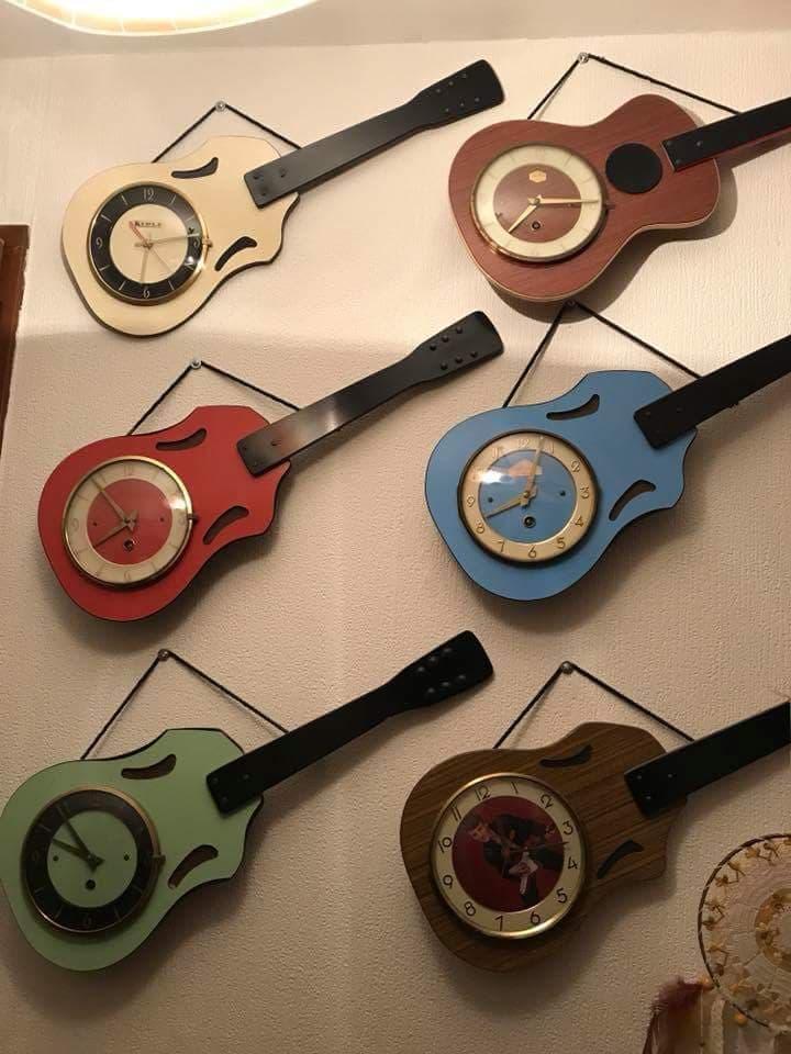 Horloges & Reveils fifties - 1950's clocks - Page 3 42974410