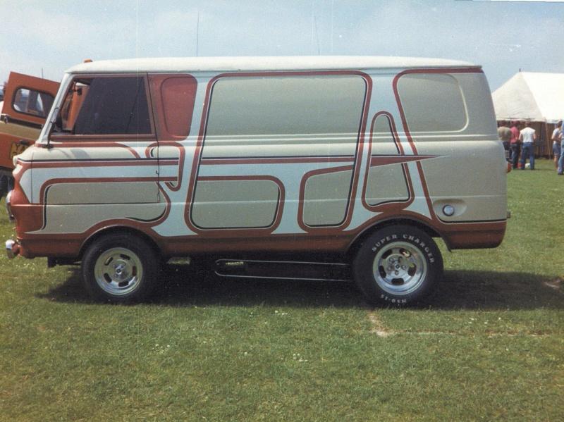 early 1980s UK Custom car and Hot Rod show  43012710