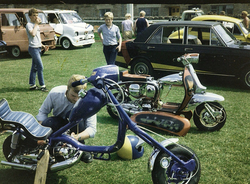 early 1980s UK Custom car and Hot Rod show  43014210