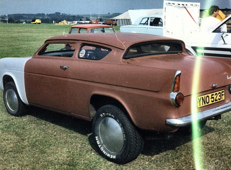 early 1980s UK Custom car and Hot Rod show  43015610