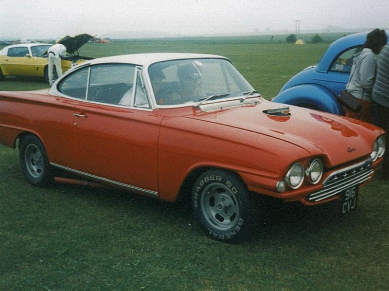 early 1980s UK Custom car and Hot Rod show  43068710