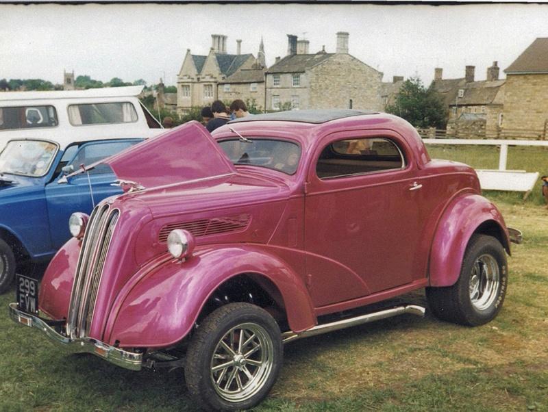 early 1980s UK Custom car and Hot Rod show  43080710