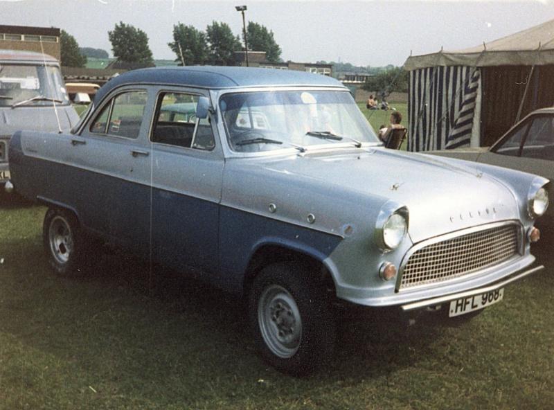 early 1980s UK Custom car and Hot Rod show  43139610
