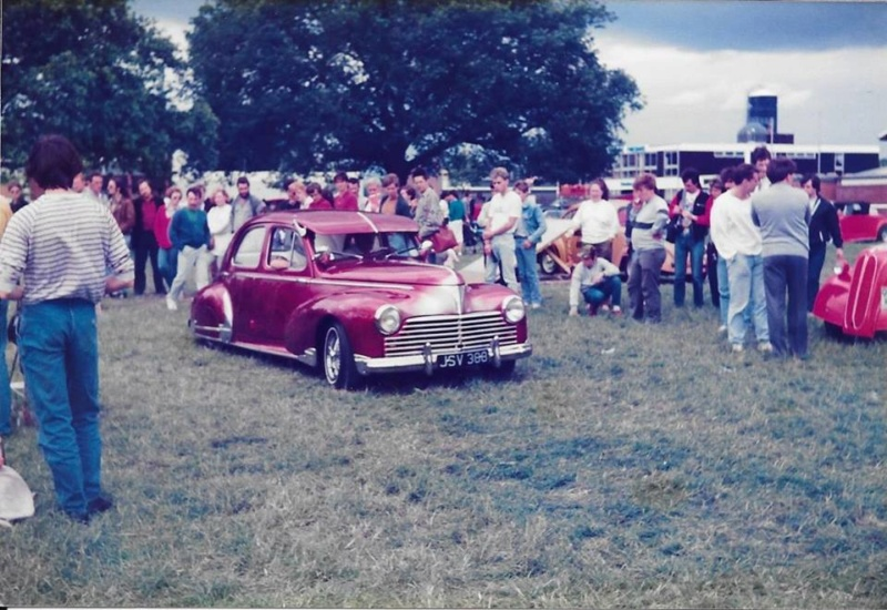 early 1980s UK Custom car and Hot Rod show  43207510