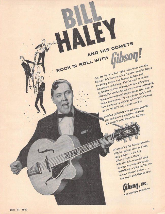 Bill Haley and the Comets 43281610