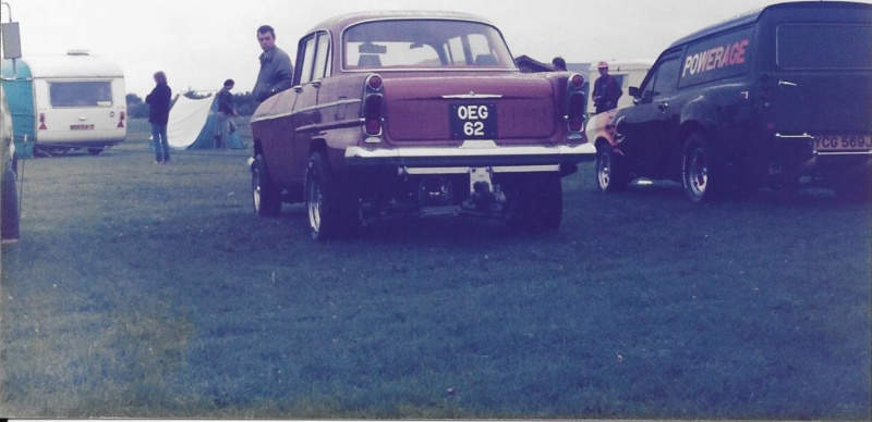 early 1980s UK Custom car and Hot Rod show  43293110