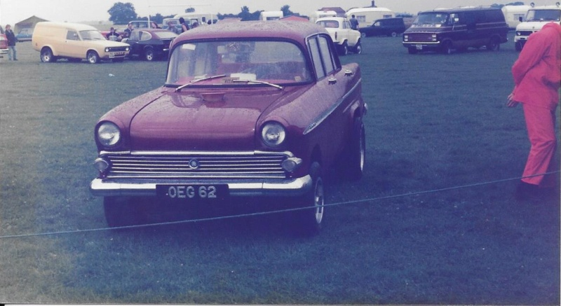 early 1980s UK Custom car and Hot Rod show  43401110