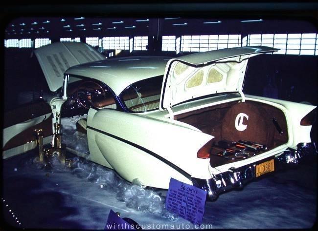 Chevy 1956 custom & mild custom - Page 4 45871510