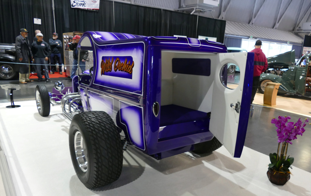 Wild Orchids - 1923 C Cab - Standley Bros Hot Rods 46445110
