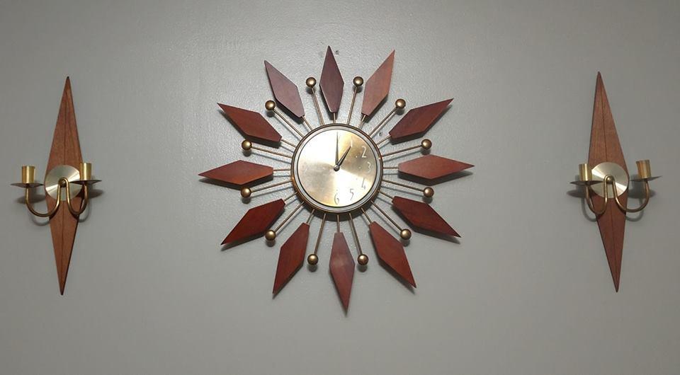 Horloges & Reveils fifties - 1950's clocks - Page 3 46489510