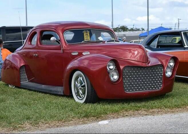 Ford & Mercury 1939 - 40 custom & mild custom - Page 8 46917110